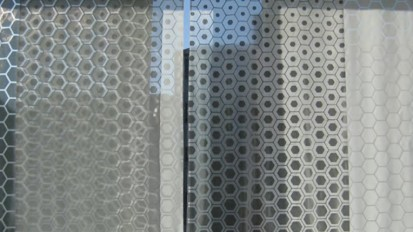 Dagslys regulering / Tekstildesign